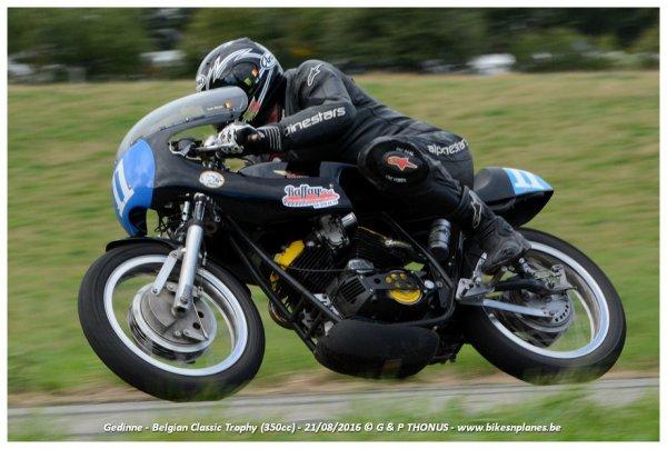 Gedinne 2016 race 350cc