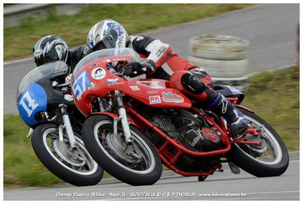 350cc Morini GR1
