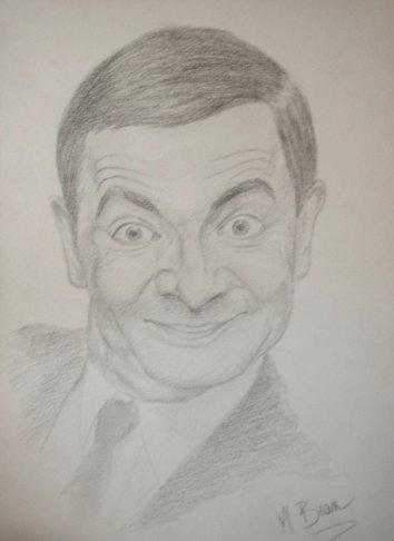 Mr Bean :)