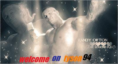 welcome on tyson94