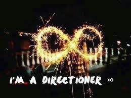 I am a Directioner ! et j'en suis fière