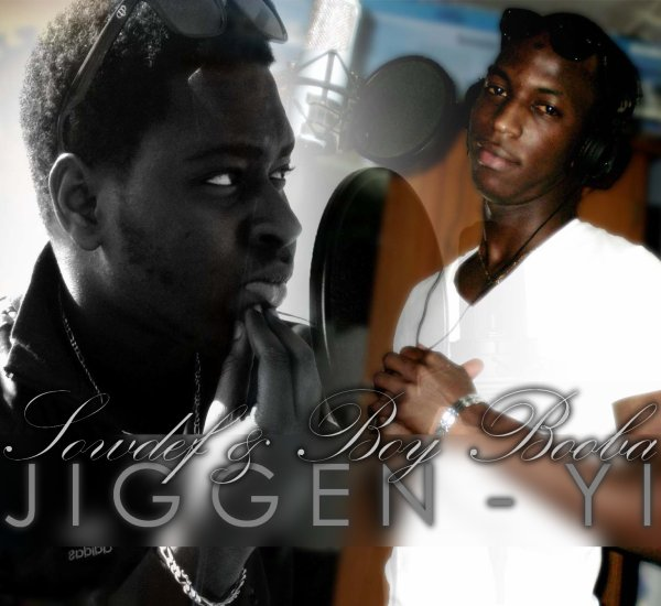 Single / Jiggen-Yii - Sowdef & Boy Booba (2011)