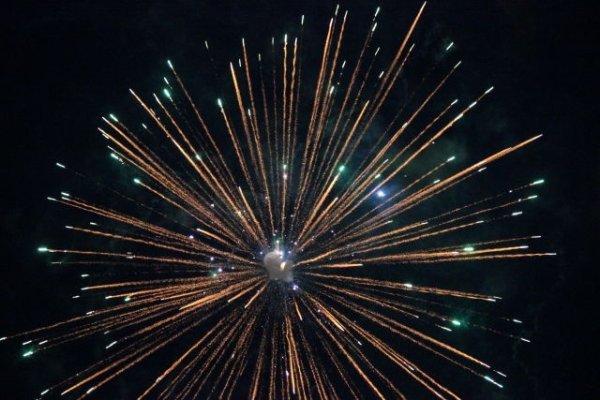 Juillet - Fireworks!