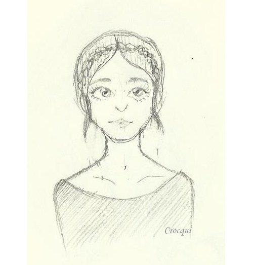 Août - Crayon & digital!