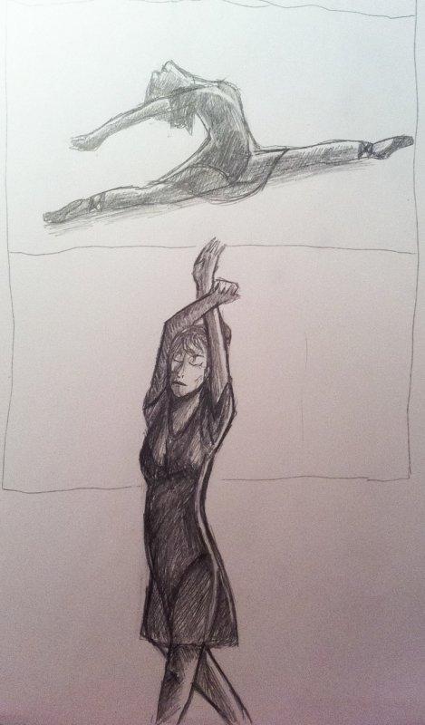 Novembre - Danseuses
