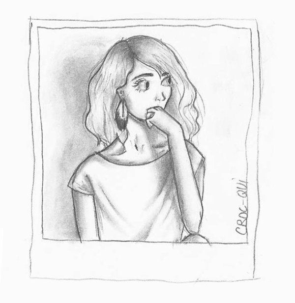 Janvier - Polaroid