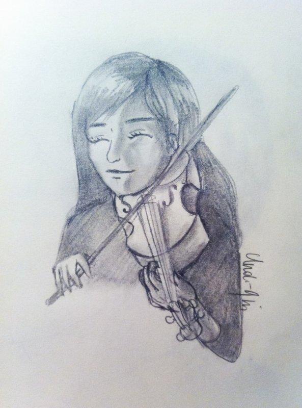 Mai - Violon