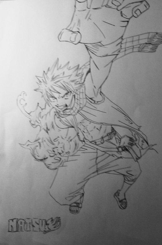 Natsu de Fairy Tail !