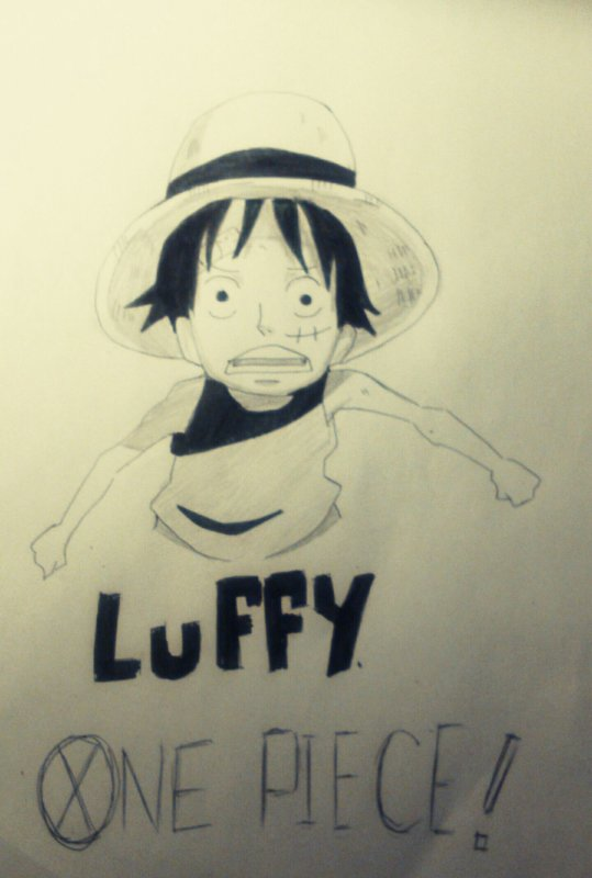Luffy de One piece