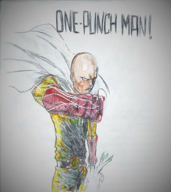 ONE PUNCH MAN !!!!!