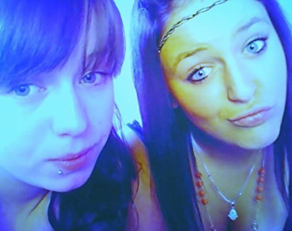 Isabel et Moi :)