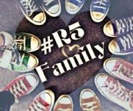 pour la R5family