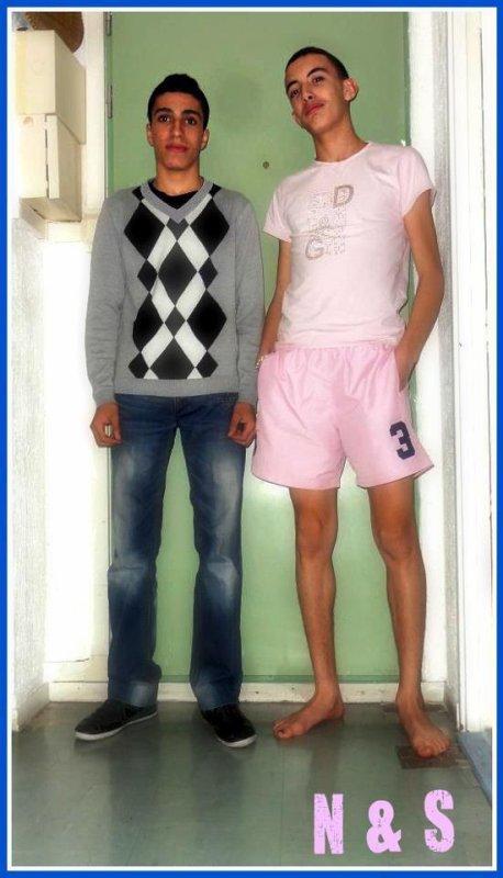 Nasser Et Sofiane