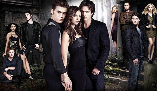 Presentation De La Serie The Vampire Diaries