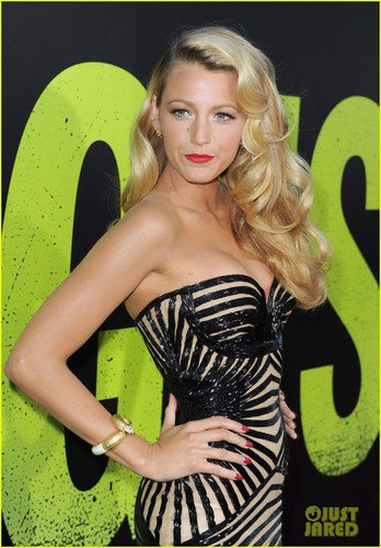Tuto make up et coiffure Blake Lively