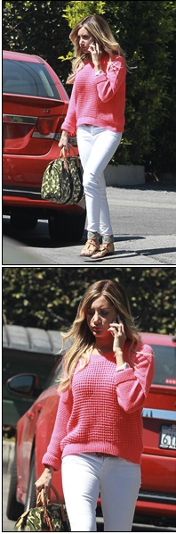 Tenue Ashley Tisdale