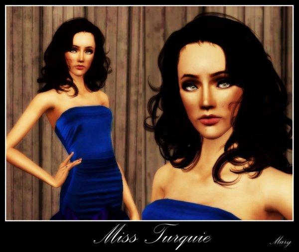 Miss Turquie.