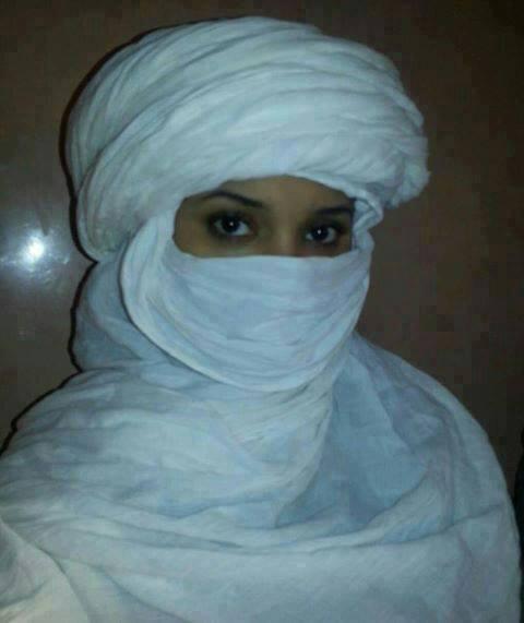 fille du désert