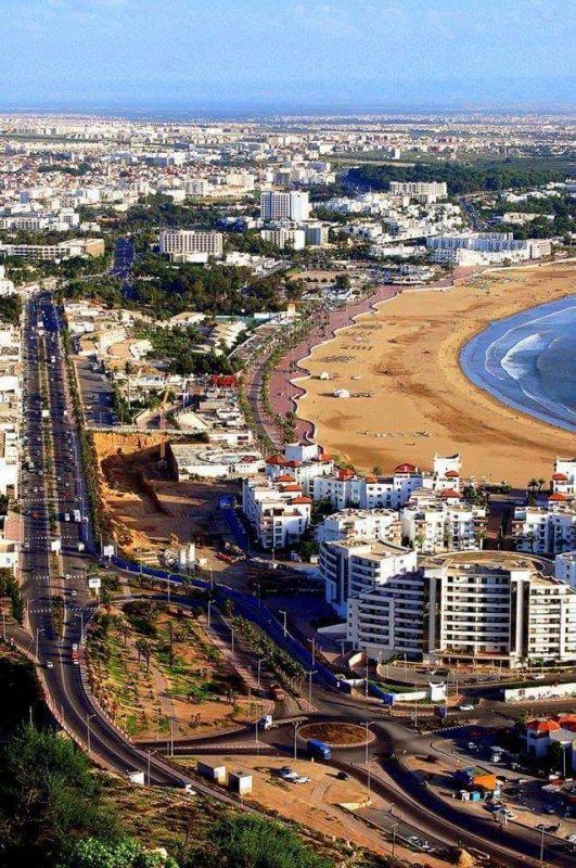 Agadir mon ville