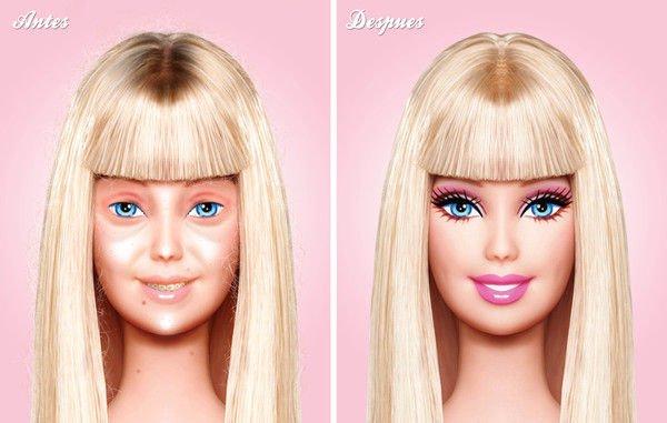 A quoi ressemblerait Barbie avec de vraies mensurations ?