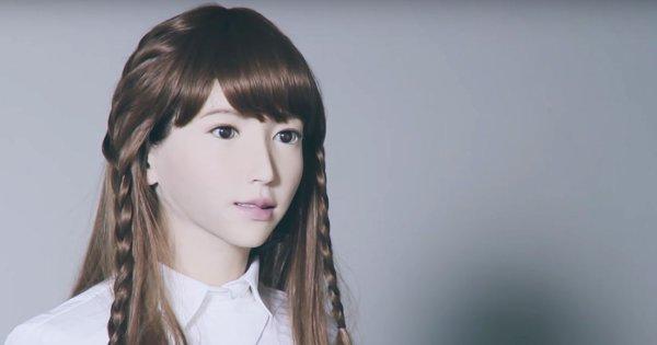 Une chaine nationale japonaise décide de remplacer sa présentatrice du JT par un robot