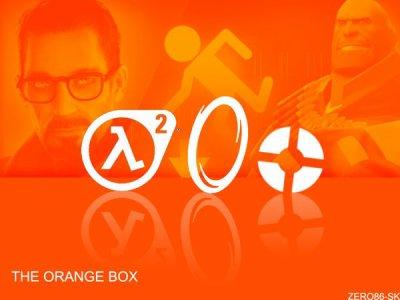 Orange Box ! Un DVD pour plusieurs jeux !