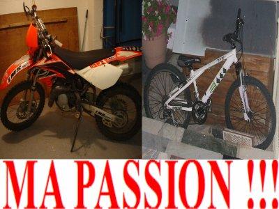 mon nouvo vélo a vendre!!!