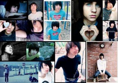 ♥♥♥ alex evans emo boy ♥♥♥