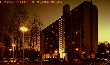 → L'envers du Ghetto; Chapitre 3