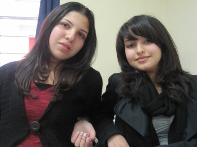 Houda & Yasmine