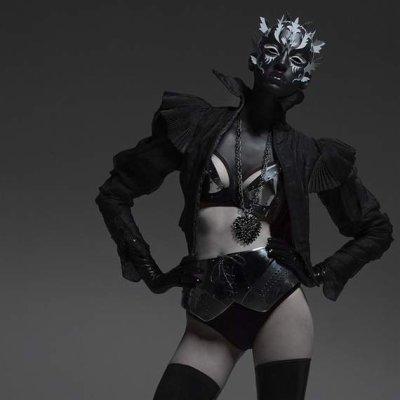 CYBER GOTHIC the future surealism fashion!