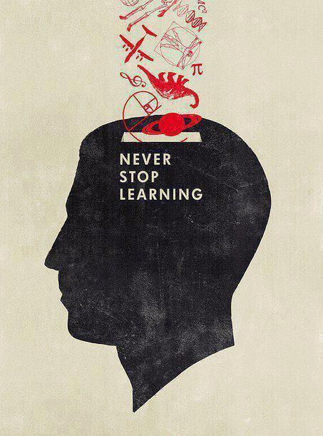 Je n'aime pas étudier. Je déteste étudier. J'aime bien apprendre. Apprendre est magnifique.
