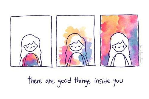 Les étoiles seraient tellement fières de savoir que leurs atomes ont créé quelqu'un comme toi.