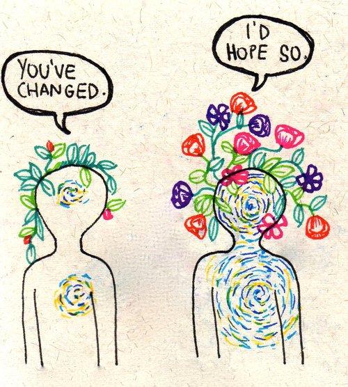 Tu vas t'en sortir pour la bonne raison que tu es toi. Et toi, tu as ce pouvoir.