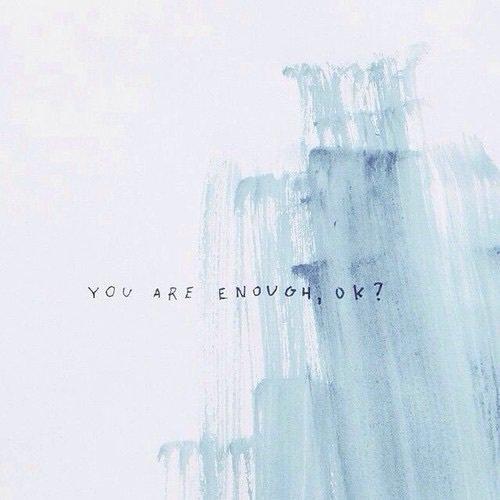 Tu es un enfant de l'univers, pas moins que les arbres ou les étoiles ; tu as le droit d'être ici.