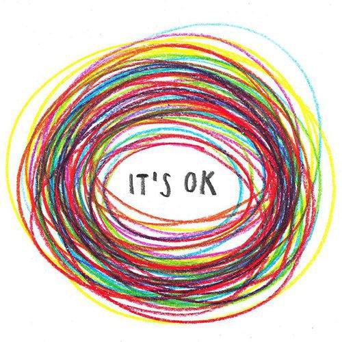 Et si la seule chose que tu peux faire aujourd'hui, c'est respirer, ce n'est pas grave. Tu as fais de ton mieux jusqu'à maintenant, au diable le reste.