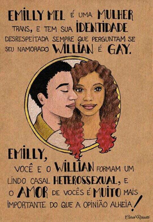 Les gens ne deviennent pas gay, lesbiennes, ou bisexuels. Les gens tombent juste amoureux d'autres personnes.