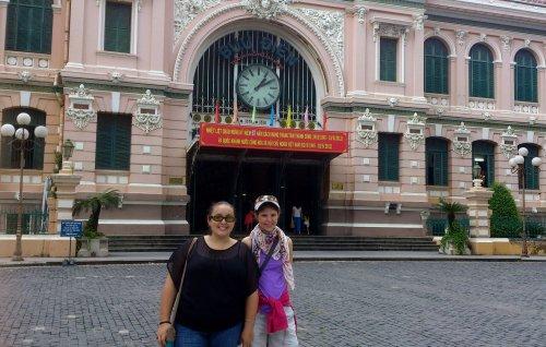 Vendredi samedi à Saïgon