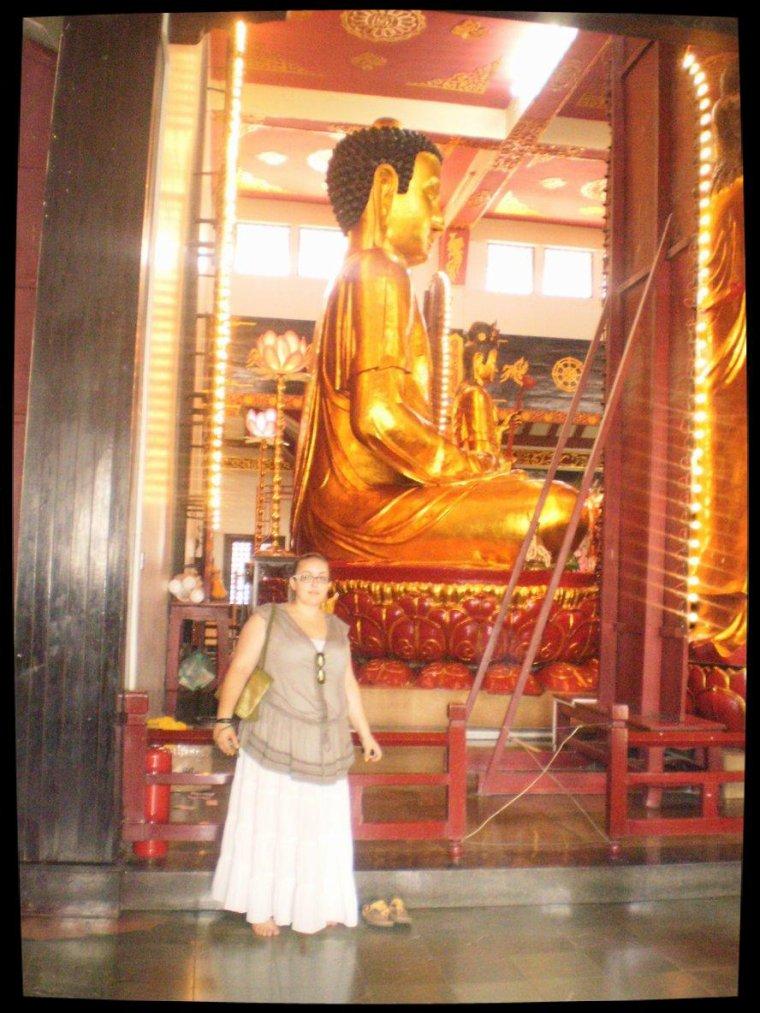 visite de pagodes à HCM