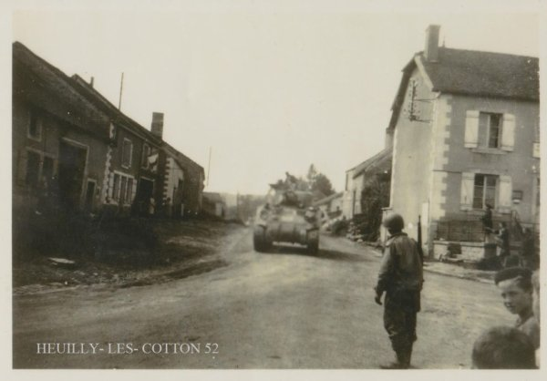 heuilly -  cotton 52 HAUTE MARNE