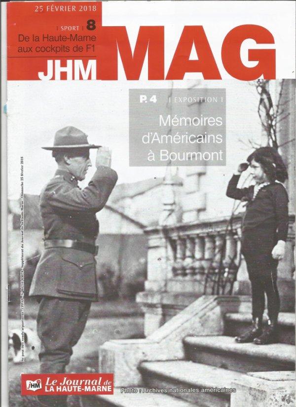 HAUTE MARNE AMERICAIN 1917