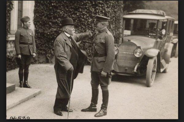 CHAUMONT 52  1917