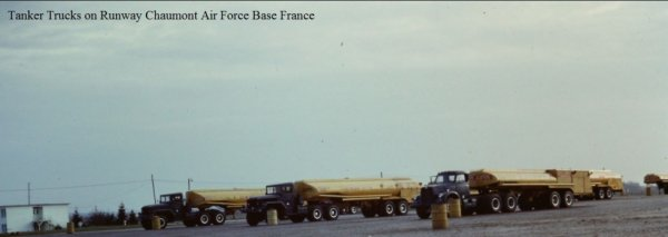 Chaumont Air Force Base France