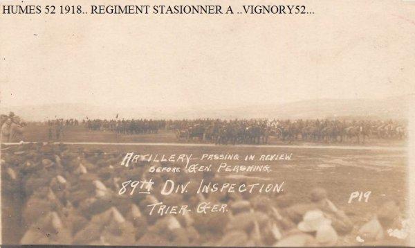 HUMES 52.... 1918