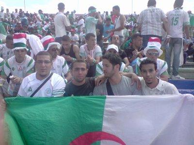 ALGERIE 3-1 EGYPT