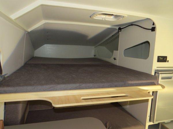 cellule 180 L et 140 l lit du haut de 190 / 122