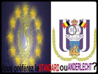 Anderlecht VS Standard
