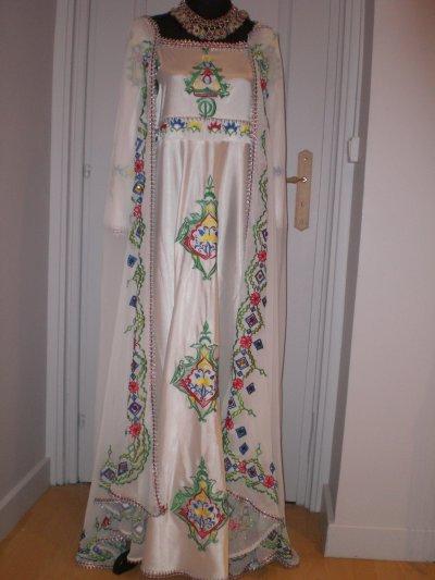 location de robe kabyle
