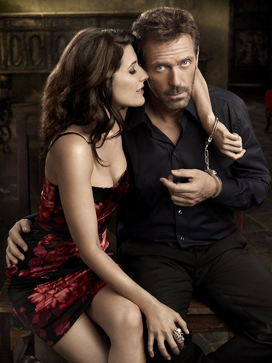 "Lisa Edelstein ( as Lisa Cuddy in ""Dr House"") has said one day : "" I made out with Hugh."" We believe her."