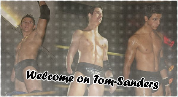 Welcome On TomSanders